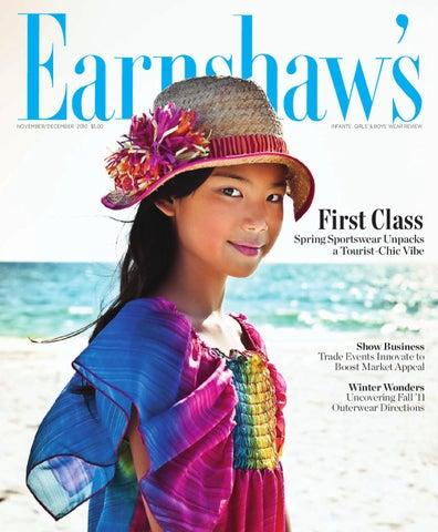 f76ae0052 Earnshaw's | Infants', Girls', Boys' Wear Review | 2010 • November ...