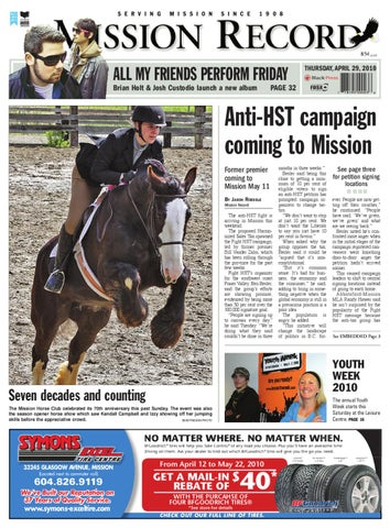 April 29 2010 the mission record by the mission record issuu page 1 sciox Choice Image