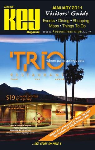 Luxury Zagat Palm Springs