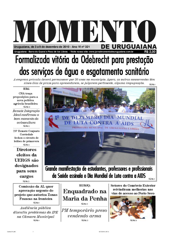 ab1b9db3d8c2d Jornal Momento de Uruguaiana by Lauro Carvalho - issuu