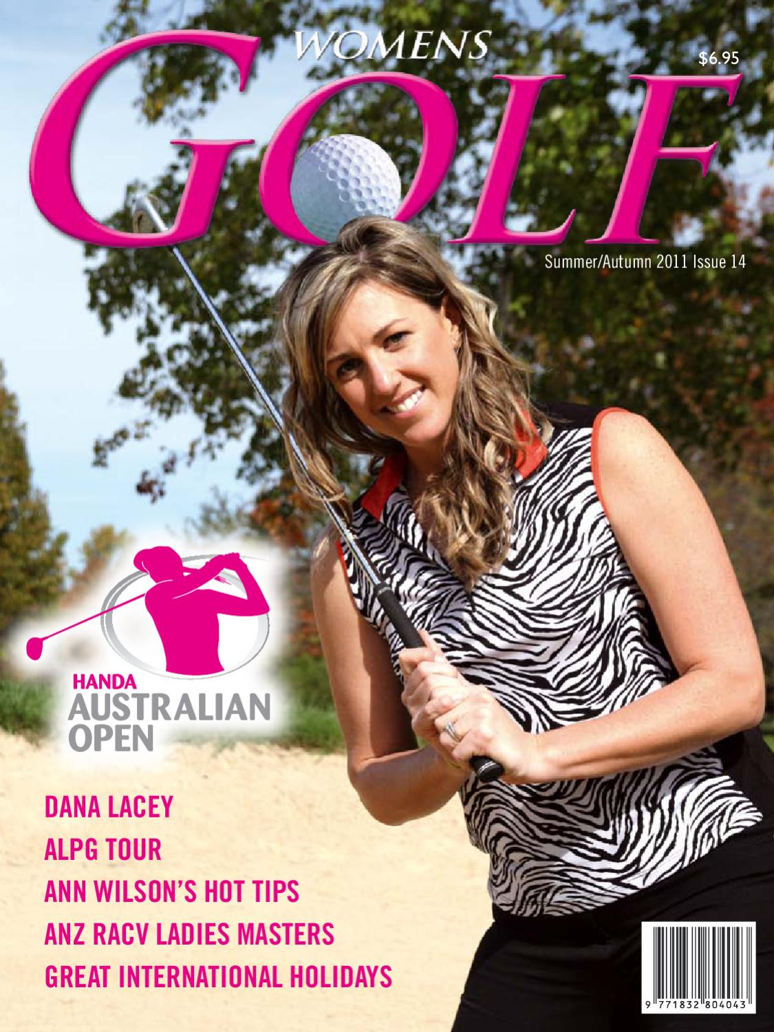 Womens Golf Magazine Summer Autumn 2011 Issue 14 By Ladies In Sport Ghirardelli Wedges Betty Beige 41 Publications Issuu