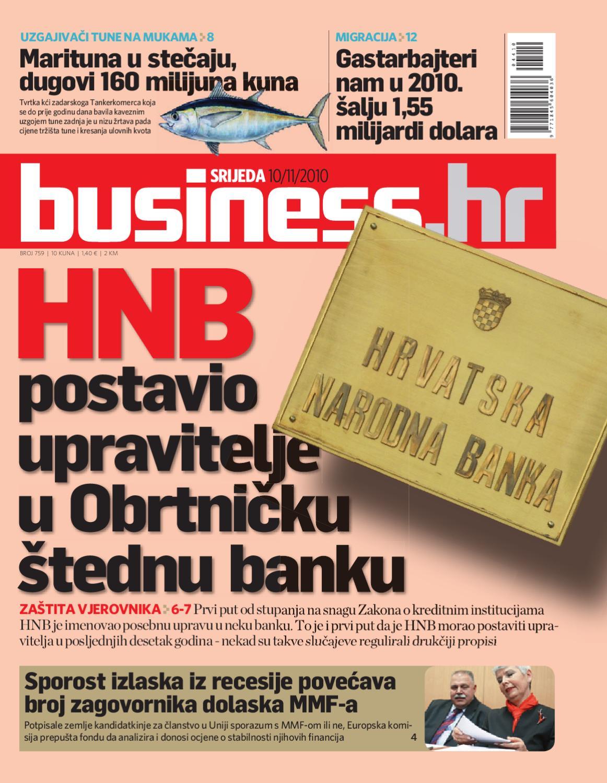Businesshr Broj 759 By Businesshr Issuu