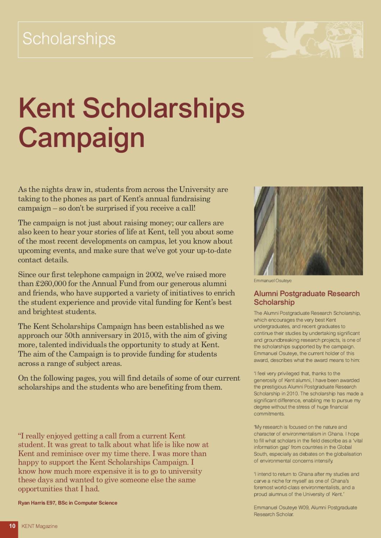 Kent magazine - November 2010 by University of Kent - issuu