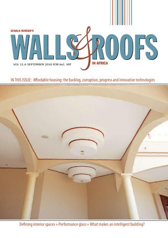 Walls Amp Roofs By Media In Africa Issuu