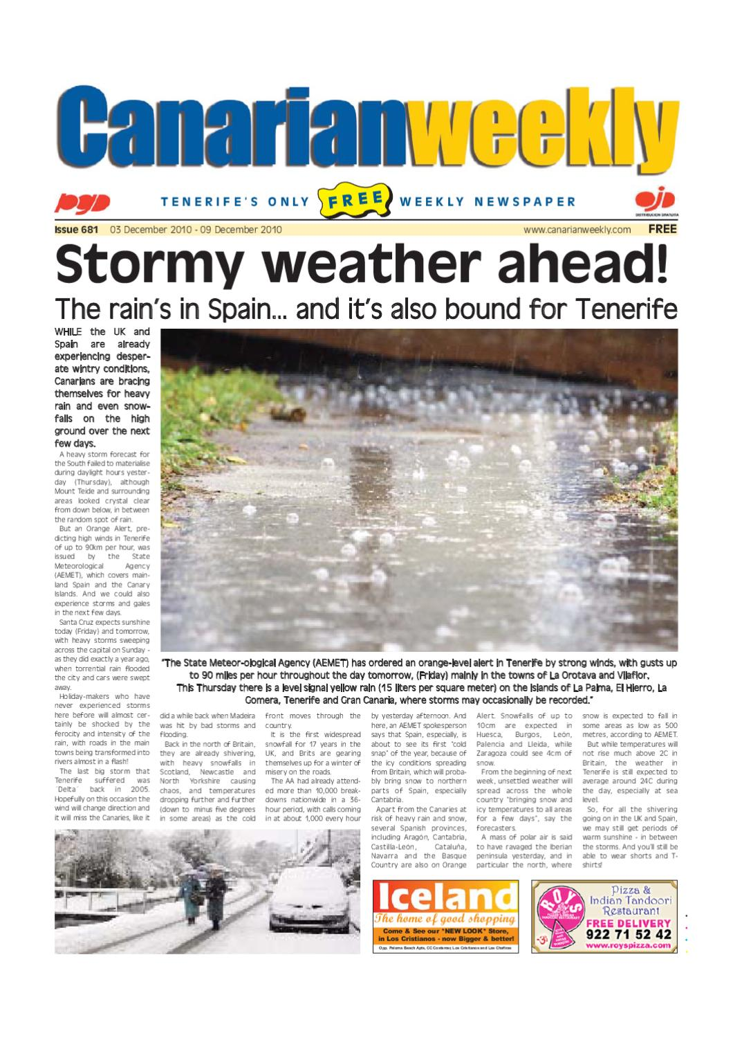 Canarian Weekly Issue 680 by Canarian Weekly - issuu