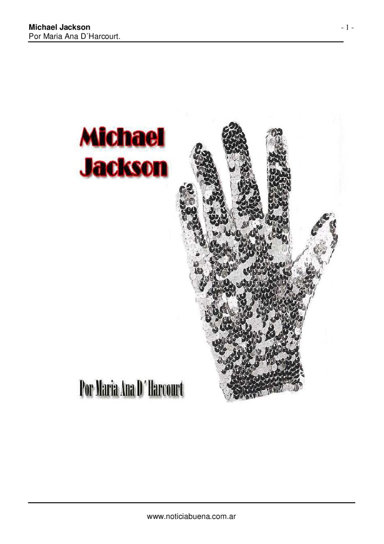 Michael Jackson by Noticia Buena - issuu
