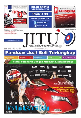 Epaper Edisi 117 By CV MITRA MEDIA BANGSA