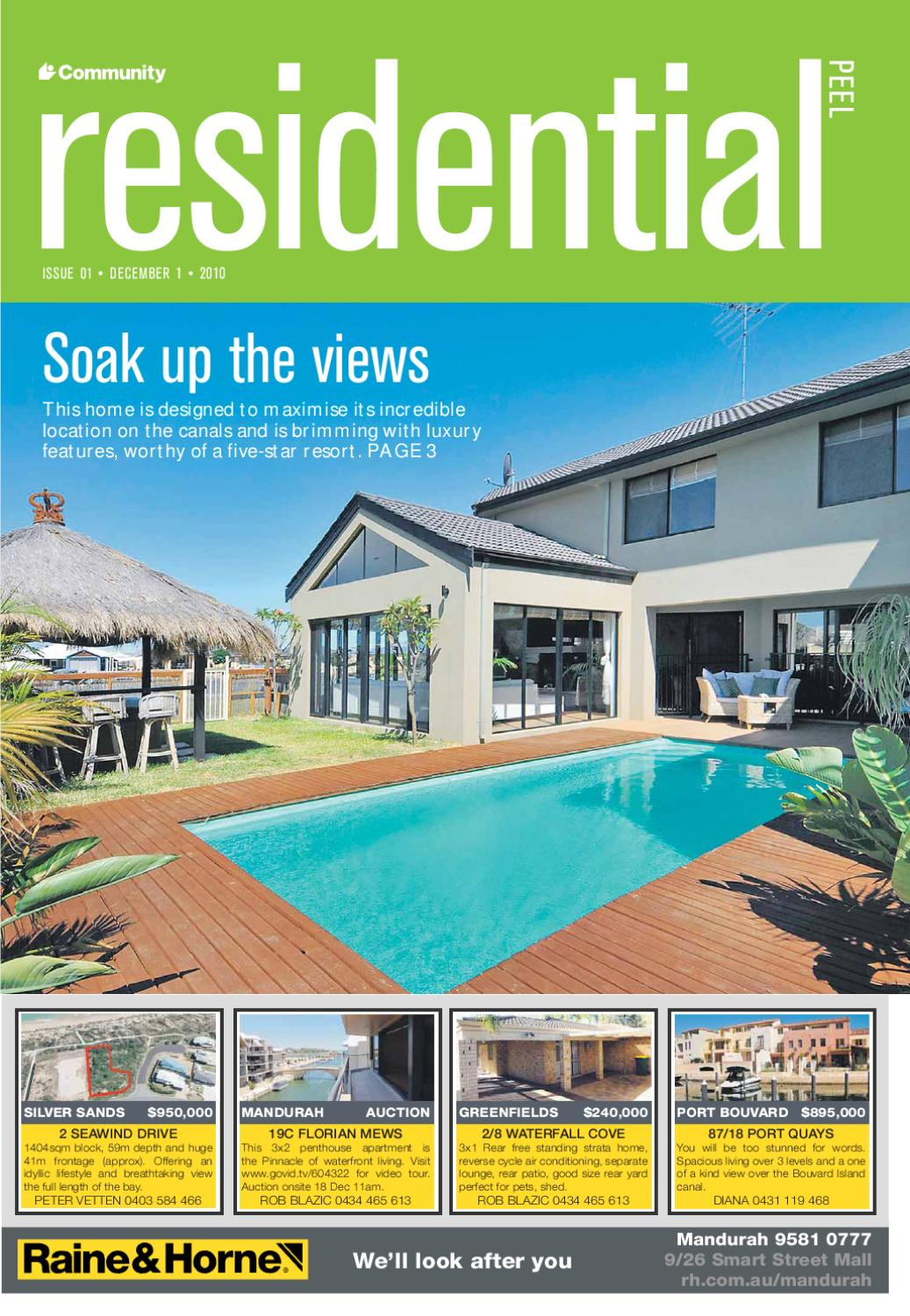 Residential Magazine - Peel #1 by CommunityNewspaperGroup