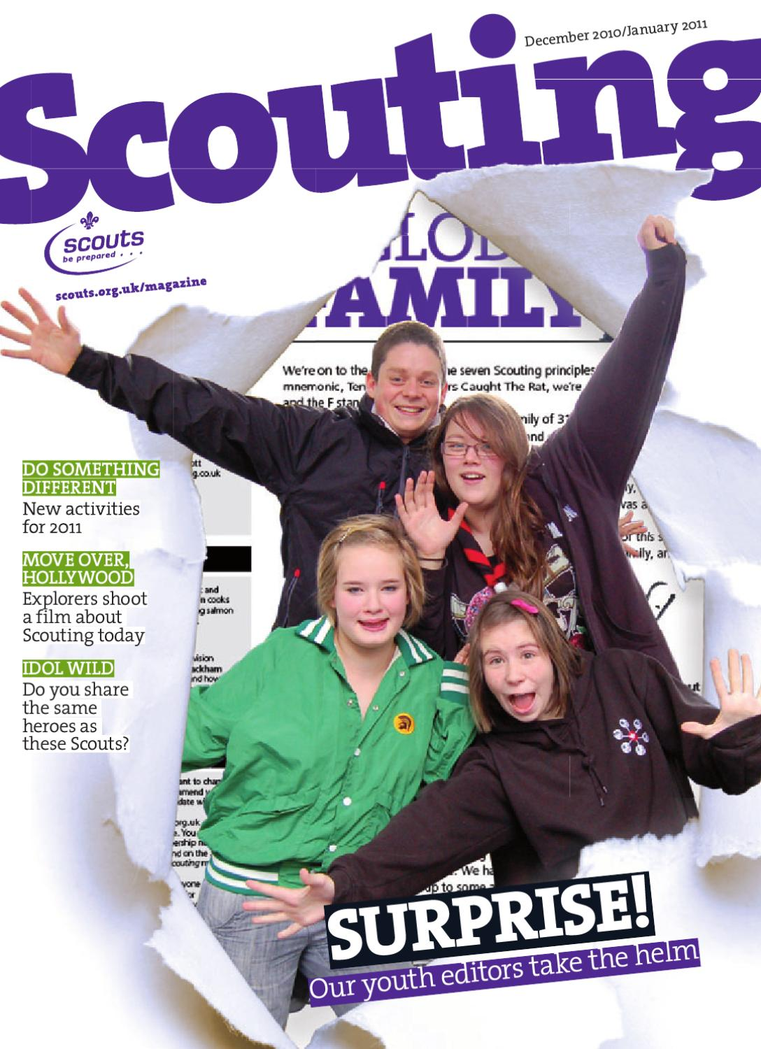 0d95ffa9ca9 December 2010 - January 2011 Scouting magazine by The Scout ...