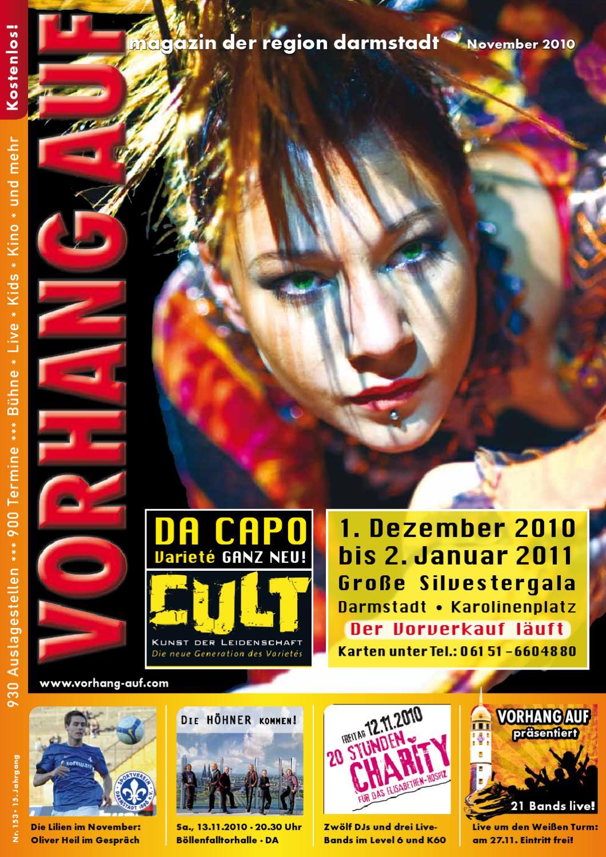 VORHANG AUF Ausgabe November 2010 by VORHANG AUF - issuu