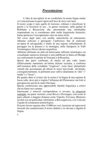 Disiounari Ousitan - Diccionari Occitan de Robilant e Rocavion by Carlo  Zoli - issuu e3b4de5c42a2