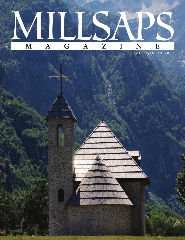 Fall Winter 2007 Millsaps Magazine By Millsaps College Issuu