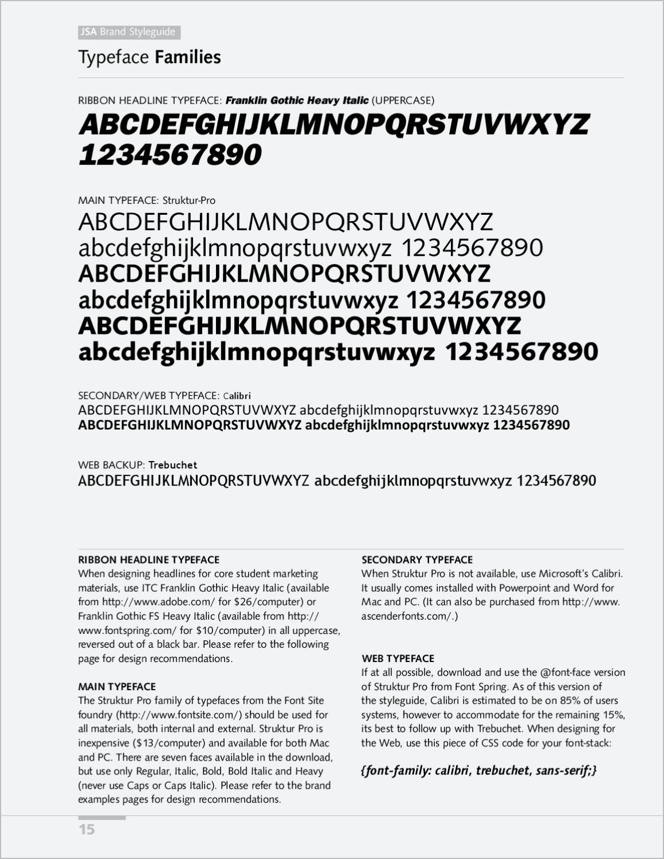 JSA Brand Style Guide by JSA - issuu