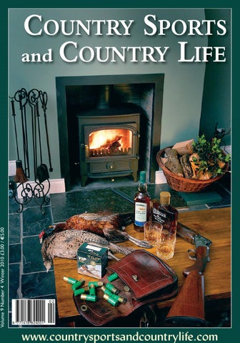 fb08a6b10a2 Country Sports and Country Life Winter 2010 by Bluegator Creative ...