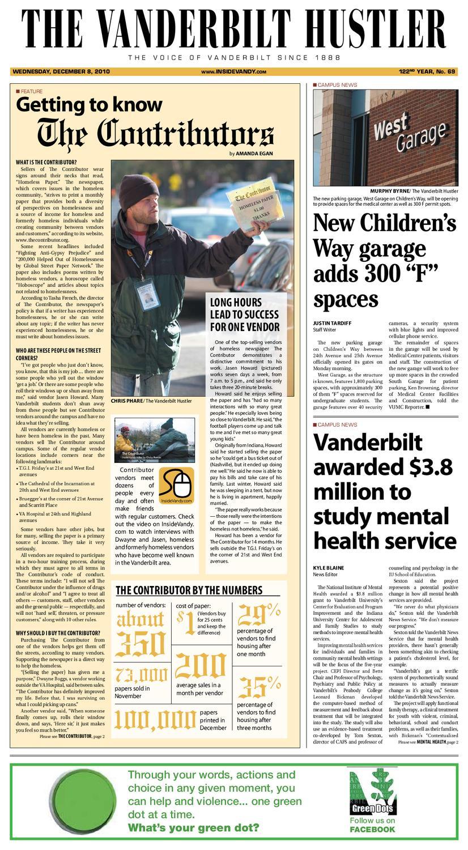 12-08-10 Vanderbilt Hustler by The Vanderbilt Hustler - issuu