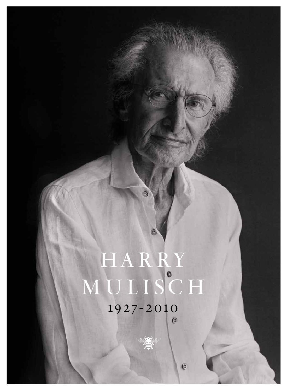 De Bezige Bij Fictie Brochure Harry Mulisch Voorjaar 2011
