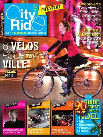 //Vélo de Cyclotourisme Pédales réflecteurs MTB Contec Vélo Pédales Quick Neo Deluxe City