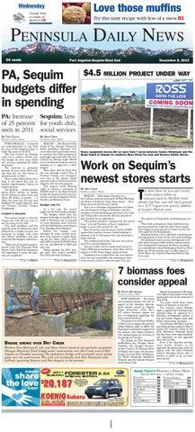 98b1e3bbe60e PDN 12 8 2010 C by Peninsula Daily News   Sequim Gazette - issuu