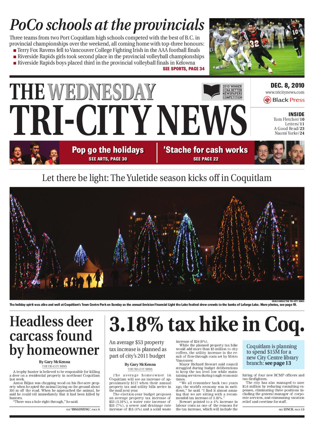 Wed december 8 2010 tri city news by tri city news issuu fandeluxe Images