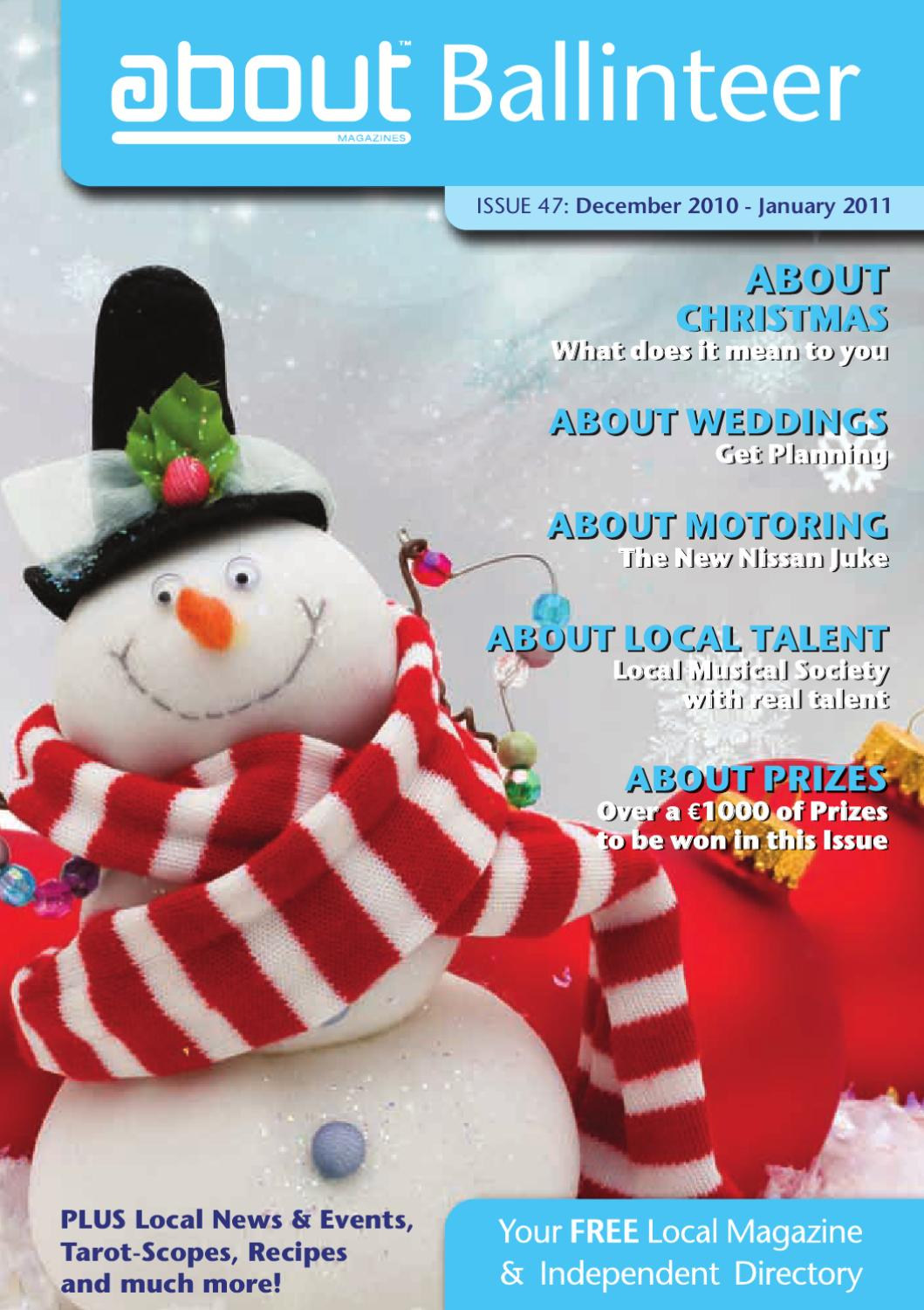 About Ballinteer Dec/Jan 2010 by About Magazines - issuu