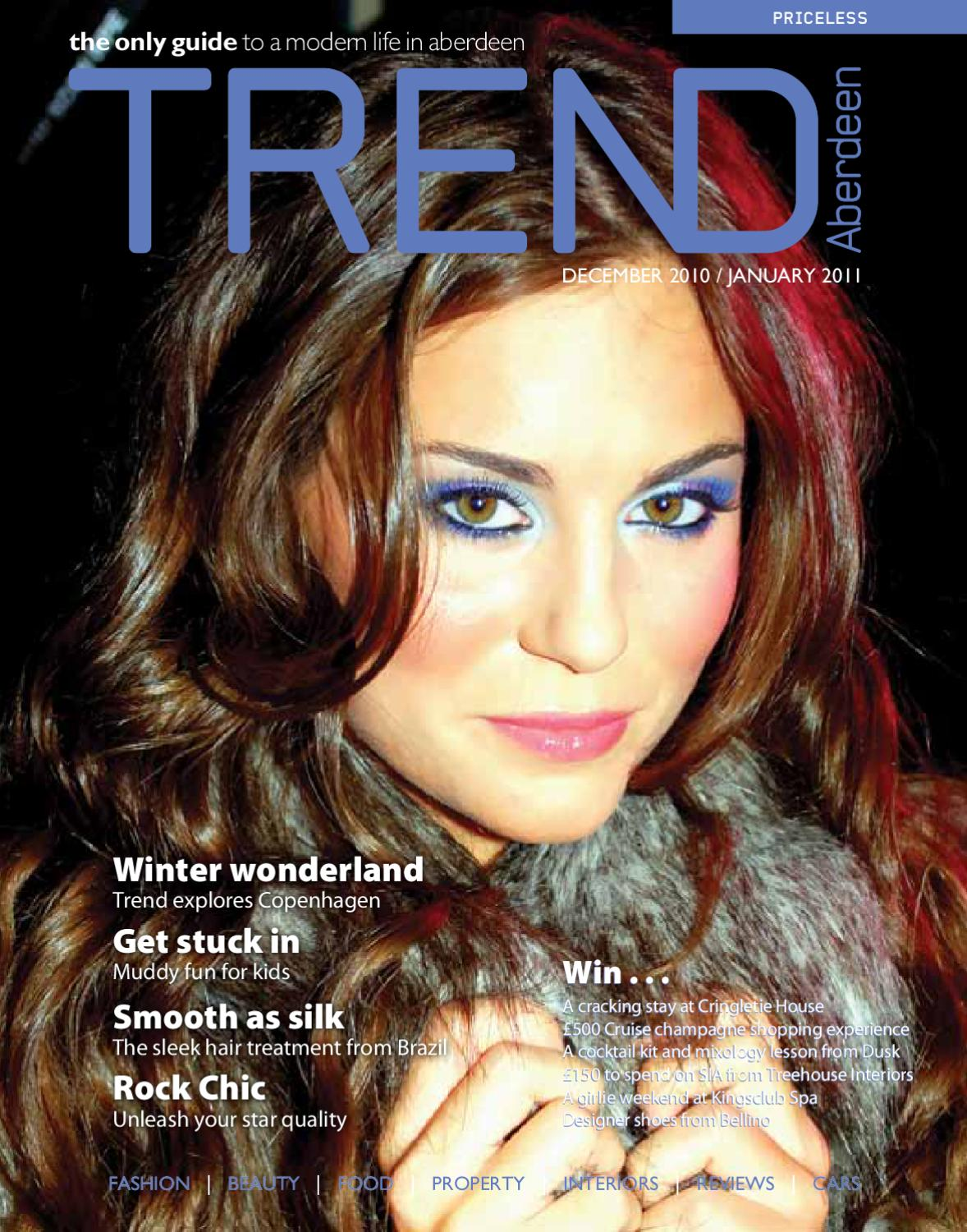 Trend Oct / Nov 2009 by Trend Productions Ltd. - issuu