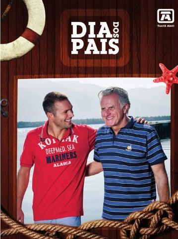 Tablóide dia dos pais 2010 by Textil Abril - issuu 4a0b8fa428a50
