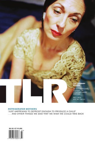 542452345 TLR  Refrigerator Mothers by The Literary Review - issuu