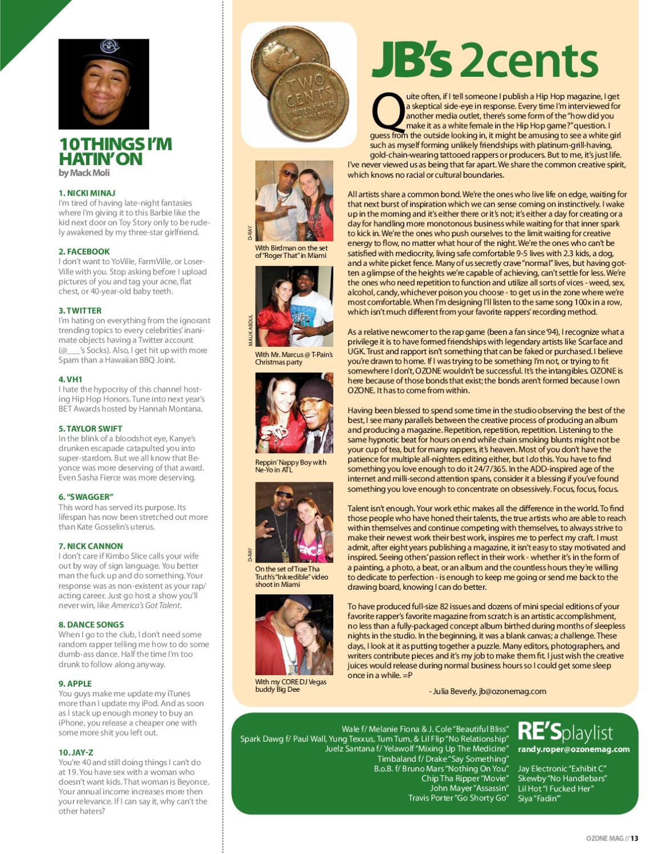 Ozone Mag 82 By Ozone Magazine Inc Issuu
