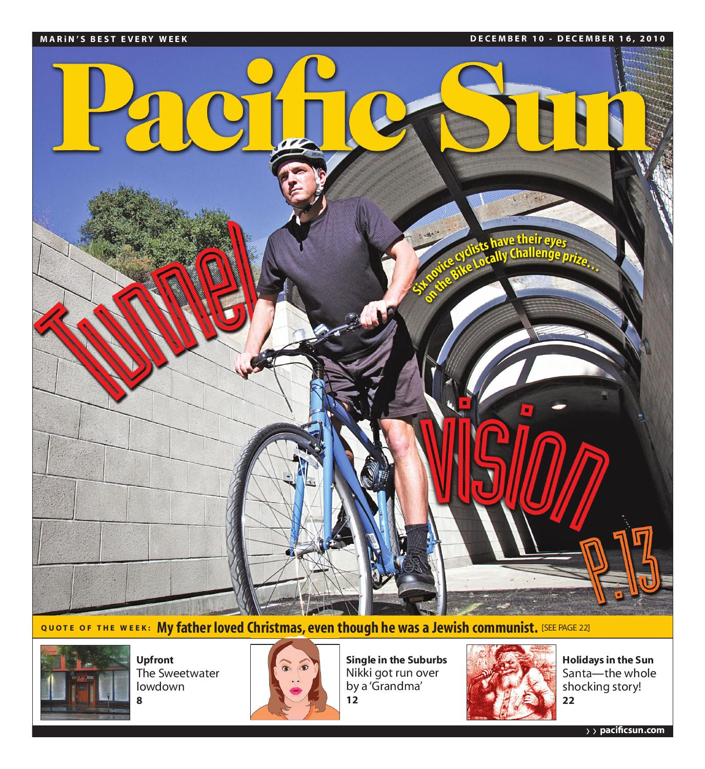 9516dd1ac 12.10.2010 issue of the Pacific Sun by Pacific Sun - issuu
