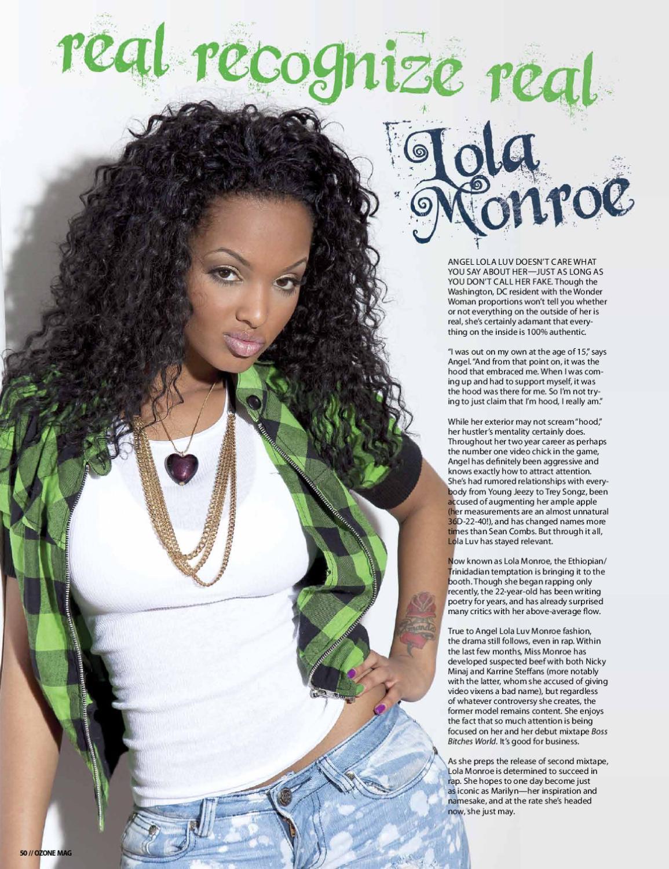Lola Monroe Jeans