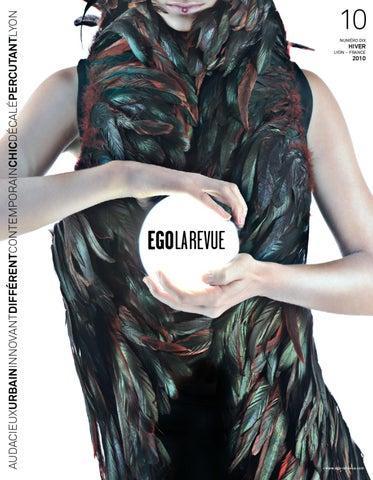406cbbfc465 EGO LA REVUE n°10 by Sienne Design - issuu