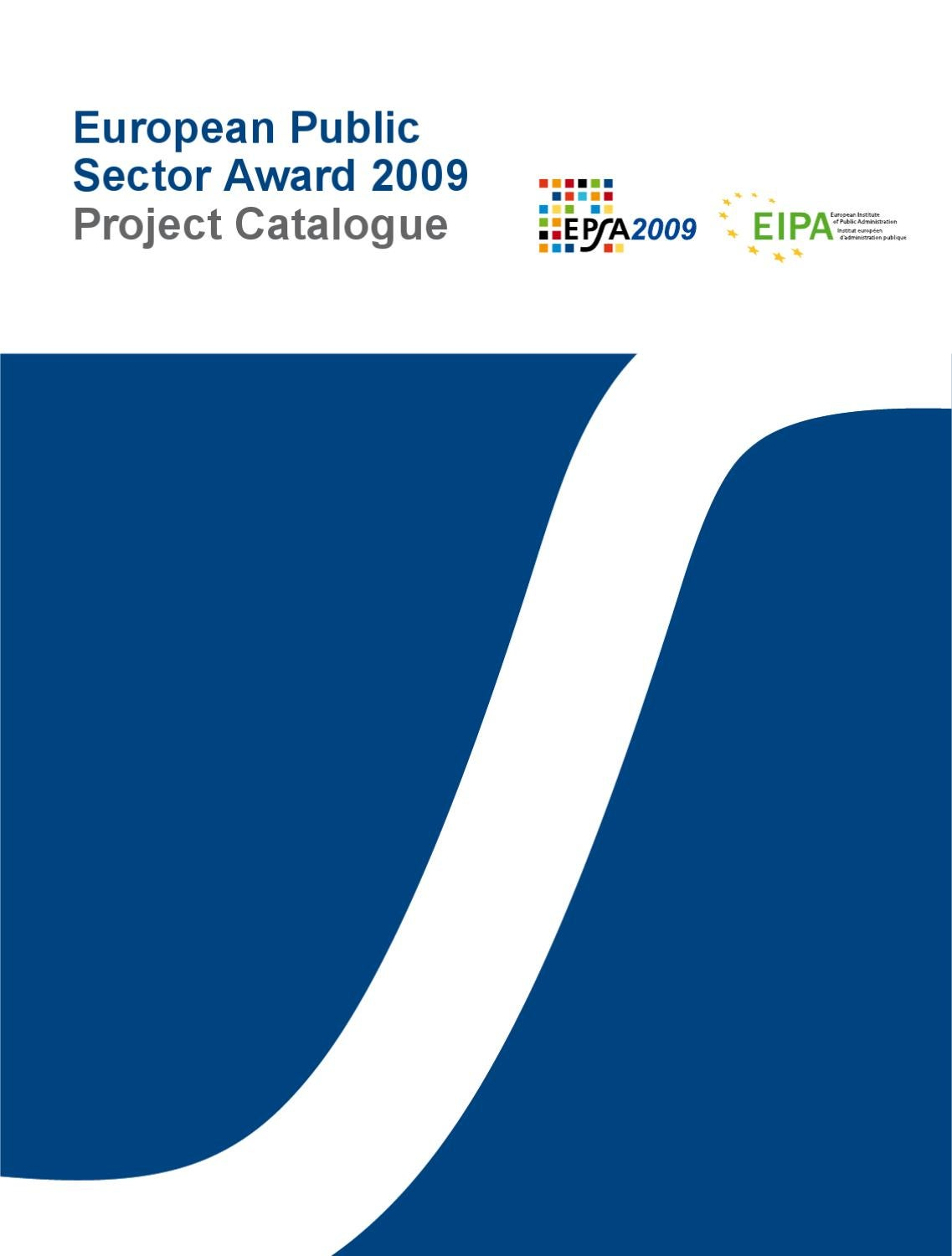EPSA 2009 Project Catalogue by Claude Rongione - issuu
