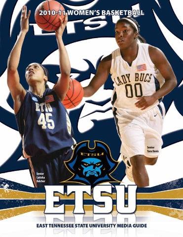 7c4706eb3 2010-11 ETSU Women s Basketball Media Guide by ETSUBucs.com - issuu