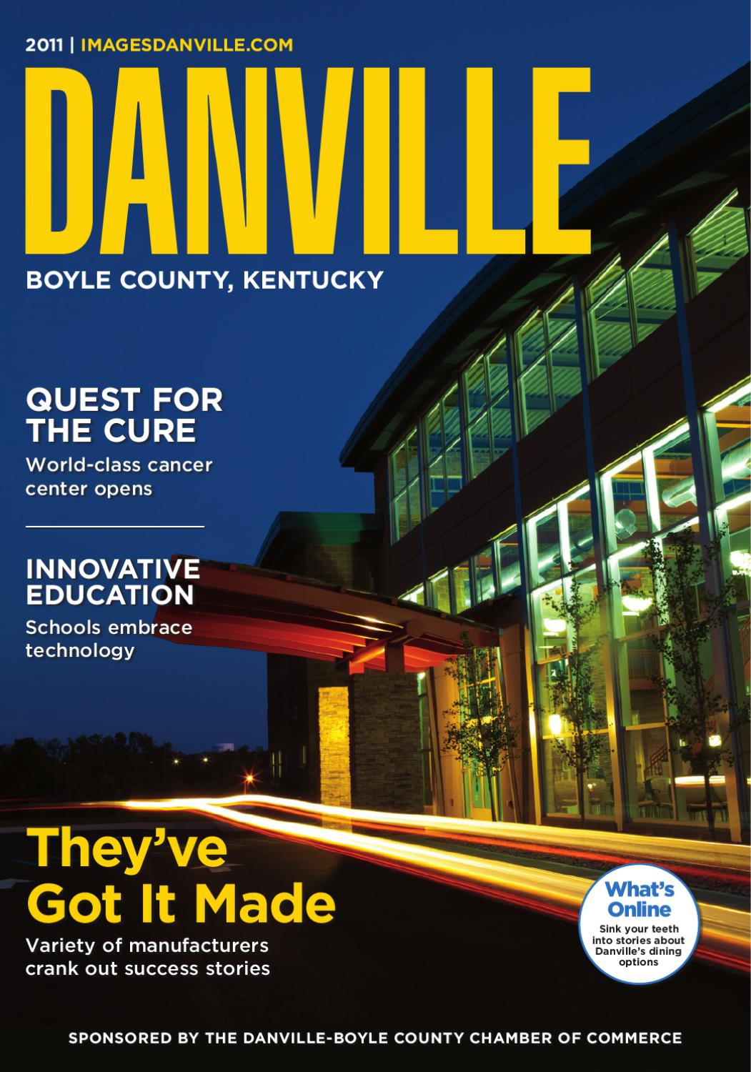 Images Danville Boyle County Ky 2011 By Journal Communications Issuu