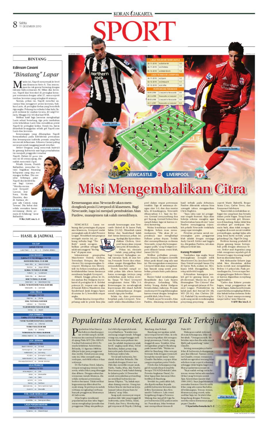 EDISI 887 - 11 DESEMBER 2010 by PT. Berita Nusantara - Issuu