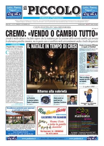 Il Piccolo Giornale di Cremona by promedia promedia - issuu ee2423e9b80f