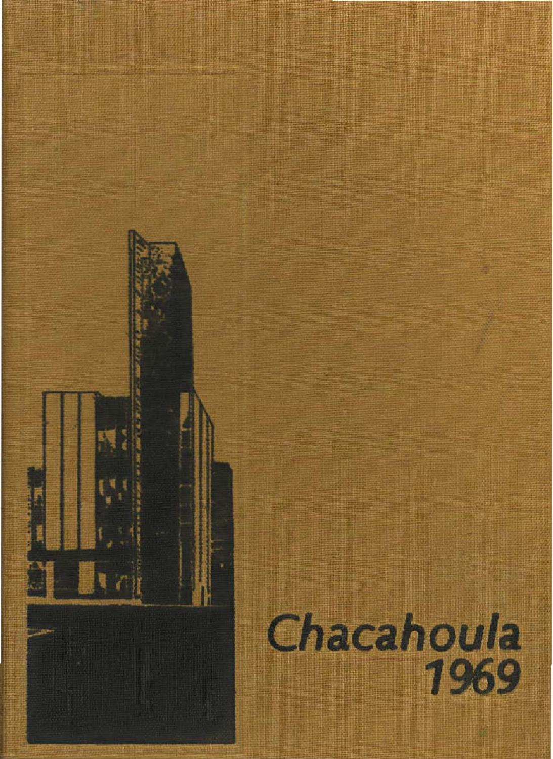 1969 Chacahoula Part 2 by Archivist of ULM - issuu