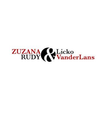Zuzana Licko & Rudy VanderLans by Lana Voynova - issuu