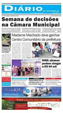 Diario de Petropolis by Diário de Petrópolis - issuu 538ebe82fe