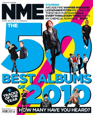 Nme Dec 2010 By Brendan Lynch Issuu