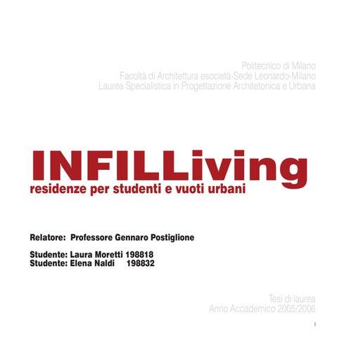 Infill Book 171mb By Gennaro Postiglione Issuu