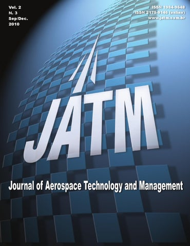 19d38361712 Vol. 2 N.3 - Journal of Aerospace Technology and Management by ...