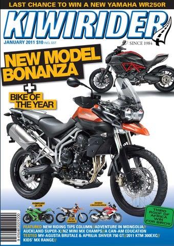 f9066394177 KR Jan Free. KIWIRDIER Magazine January Free Sections