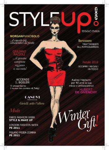 f6037604fe936 Style Up! Moda 6 Reggio Emilia by StyleUp! - issuu