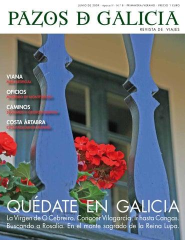 ef4647e13bc08 Pazos de Galicia nº8 by Pazos de Galicia Pazos de Galicia - issuu