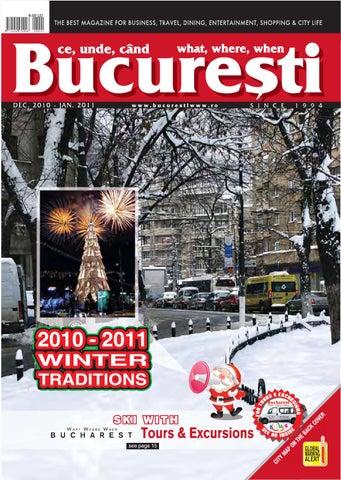 Bucuresti What Where When Dec2010 Jan2011 By Crystal