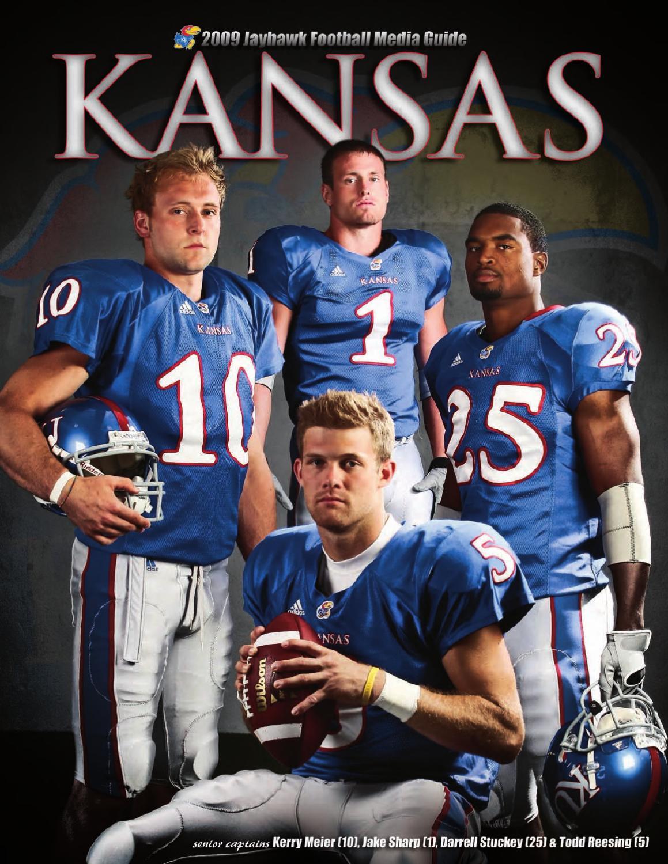 d236d122068 2009 Kansas Football Media Guide by Beau White - issuu