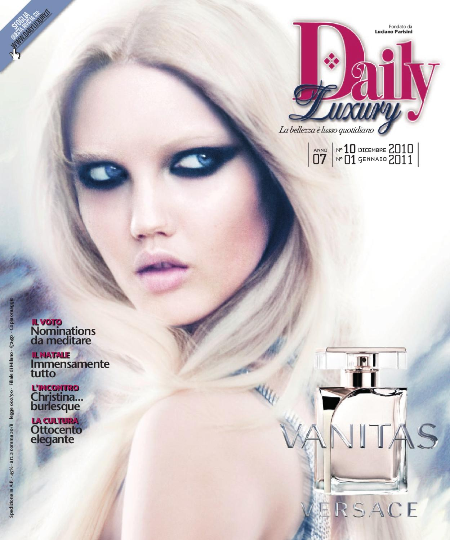 DAILY LUXURY • n.10 dicembre 2010   n.1 gennaio 2011 by DAILY LUXURY - issuu a9a38b3f9c2