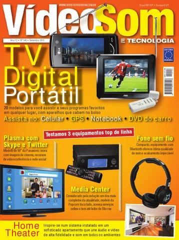 Revista VídeoSom 148 by Editora Europa - issuu b964bdffcd
