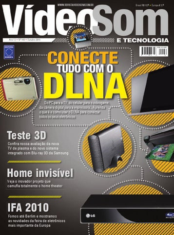 Revista VídeoSom 149 by Editora Europa - issuu 024c640f16